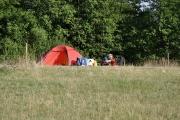Camp an der Bek