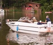 Motorbootfahrten