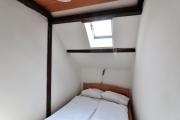 FW1 OG, Schlafzimmer 2 (Doppelbett)