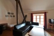 Wohnraum mit Einzelbett OG