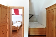 Schlafnische Doppelbett OG