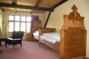 Großes Ferienhaus Schlafzimmer 4er