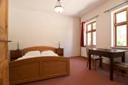 Großes Ferienhaus Schlafzimmer 2er Erdgeschoss
