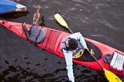 Warten auf den Start zum 1000-Seen-Marathon, © tolpix