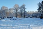 Winter auf dem Biber Ferienhof