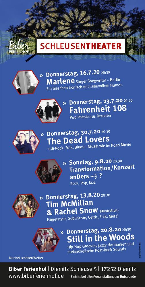 Schleusentheater 2020
