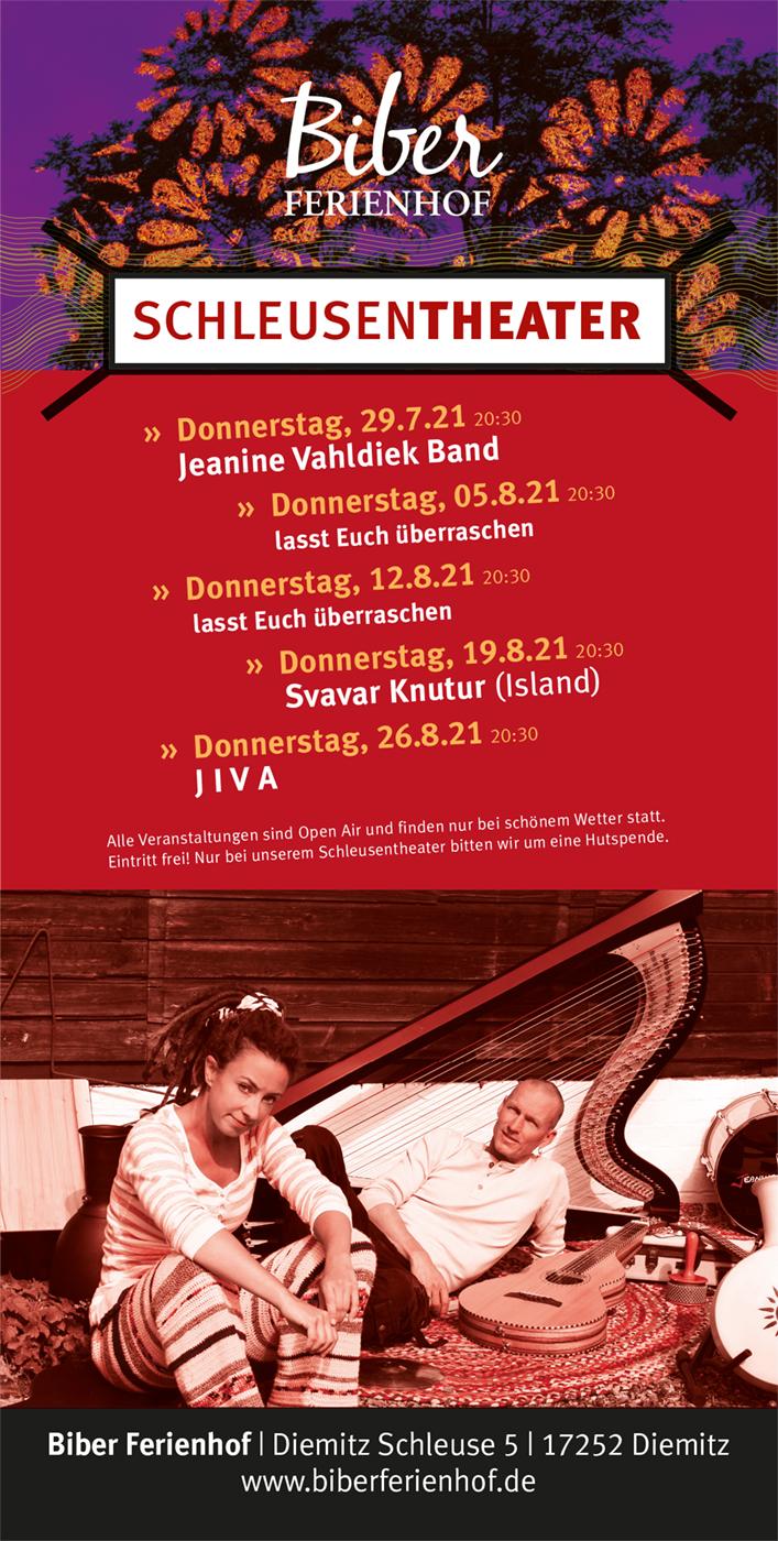 Schleusentheater 2021